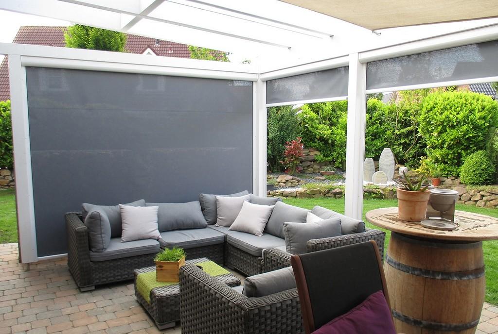 10 Ideen Fr Den Passenden Sichtschutz Auf Terrasse Und Balkon for sizing 1400 X 940