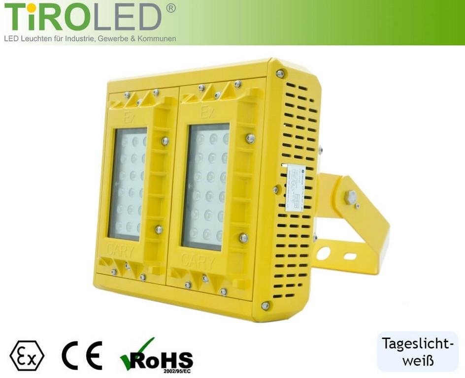 100 Watt Ex Geschtzter Led Strahler 12000 Lm Tageslichtwei in dimensions 1024 X 833