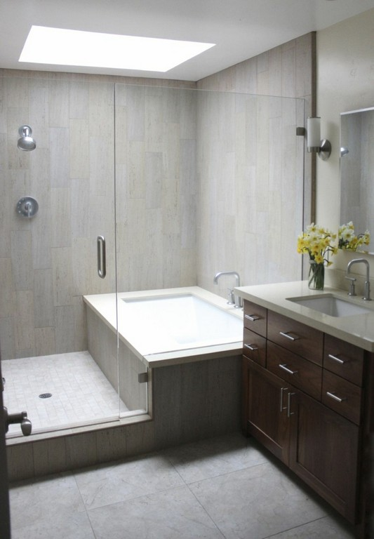 20 Ideen Fr Kleines Bad Design Platzsparende Badewanne inside sizing 800 X 1152
