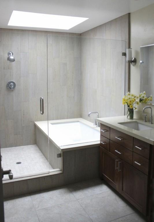 20 Ideen Fr Kleines Bad Design Platzsparende Badewanne within size 800 X 1152