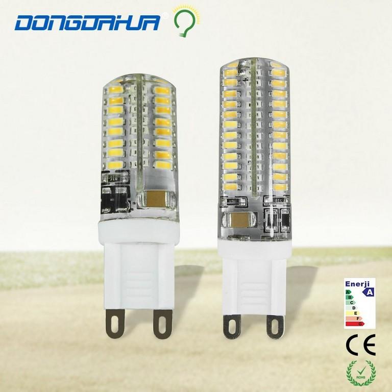 220 V G9 Led Lampe Zu Ersetzen 3 Watt 5 Watt Halogen Lampe 3014 Chip inside size 1000 X 1000