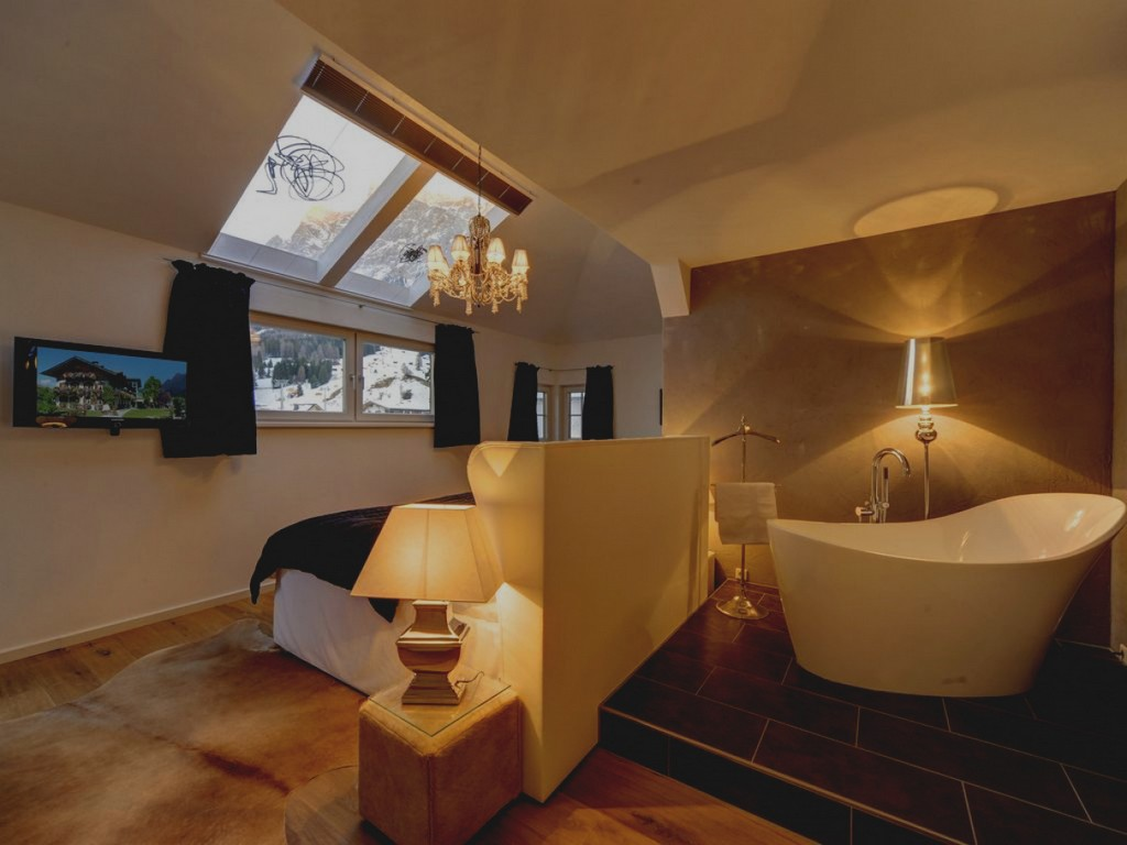 29 Beste Freistehende Badewanne Schlafzimmer Design Badezimmer intended for sizing 1213 X 910