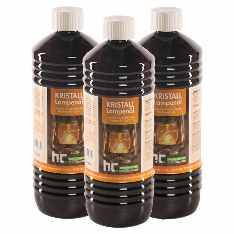 30 Flaschen Hochreines Lampenl Von Hfer Chemie inside proportions 1200 X 1200