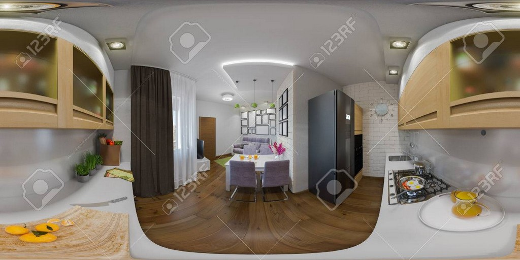 3d Darstellung Sphrischer 360 Grad Nahtloses Panorama Von for sizing 1300 X 650