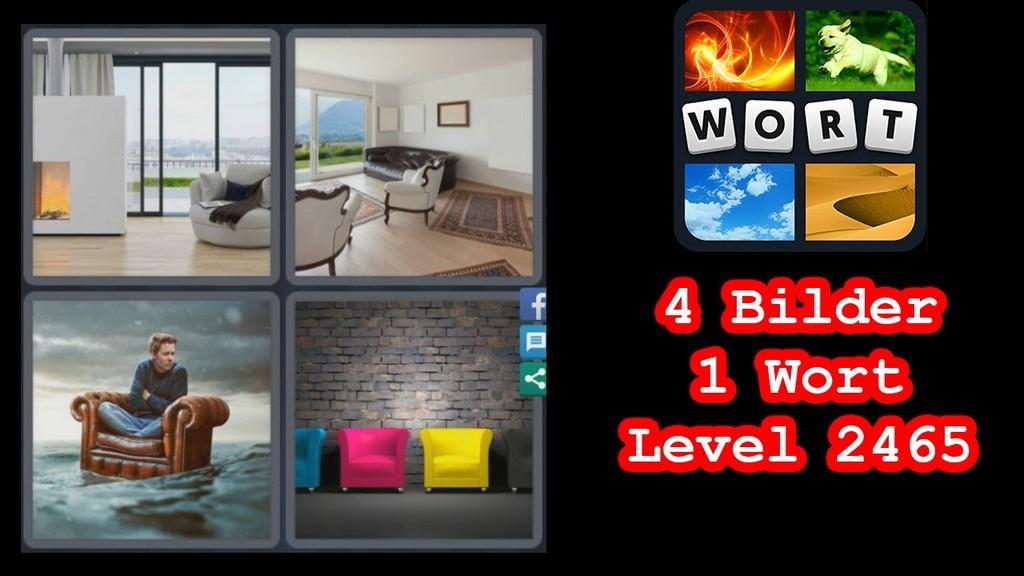 4 Bilder 1 Wort Level 2465 Wohnung Wohnzimmer Mann Auf Meer in size 1280 X 720