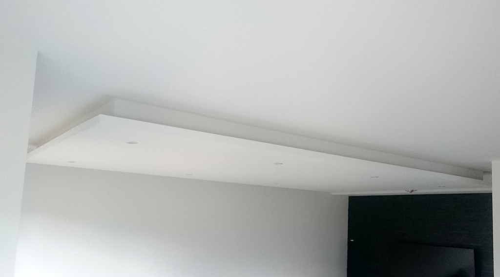 Abgehngte Decke Mit Indirekter Beleuchtung Lichtvouten Selber Machen intended for proportions 2000 X 1109