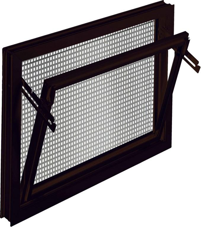 Aco 60x40cm Nebenraumfenster Isofenster Schutzgitter Kippfenster throughout sizing 1326 X 1500