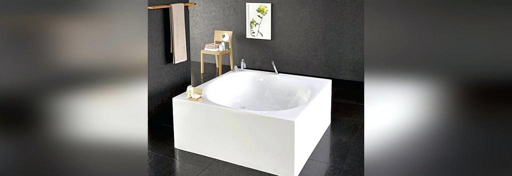 Acryl Badewanne Vollbild Putzen Einmauern Richtig Einbauen with proportions 1920 X 660