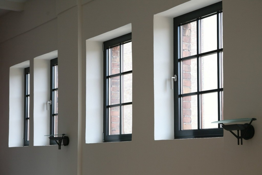Alu Fenster Osnabrck Kunststoff Fenster Aluminium Haustren throughout proportions 1687 X 1125