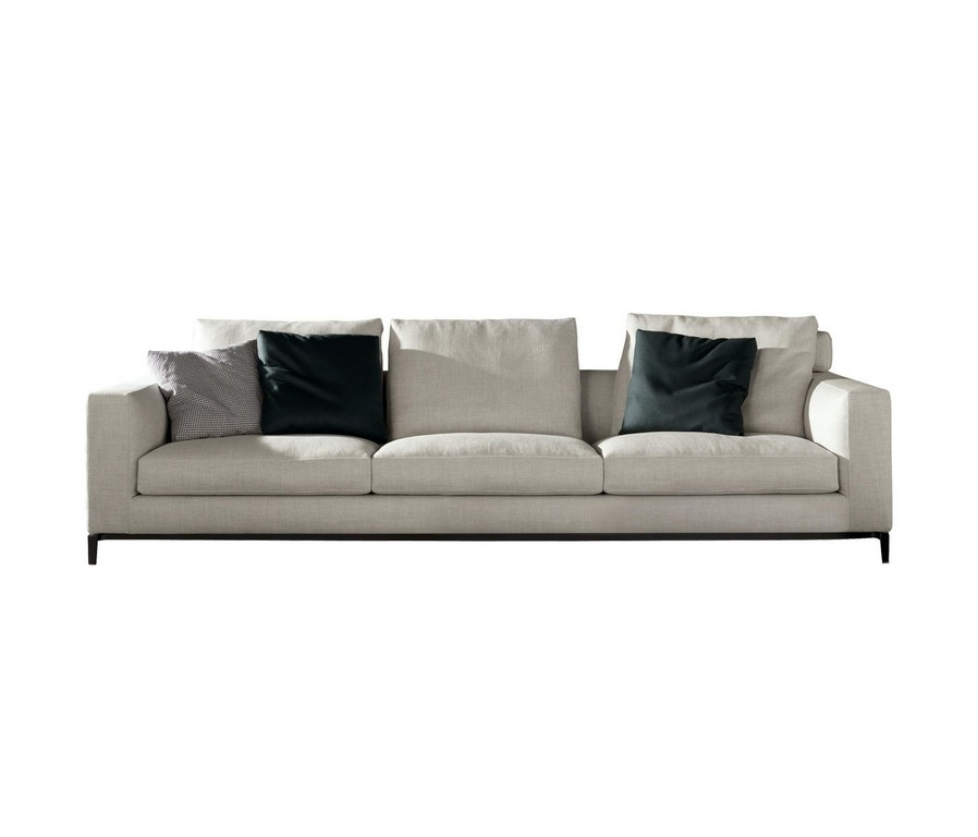 Andersen Sofas Von Minotti Architonic pertaining to proportions 1385 X 1184