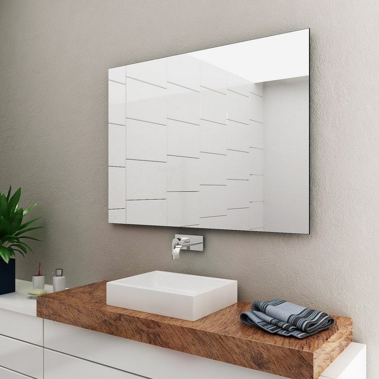 Angebot Wandspiegel 70x70 Cm Topqualitt Zum Superpreis Concept2u in dimensions 1600 X 1600