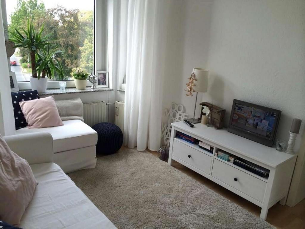 Attraktiv Kleine 1 Zimmer Wohnung Einrichten Exquisit Ideen throughout dimensions 1192 X 894