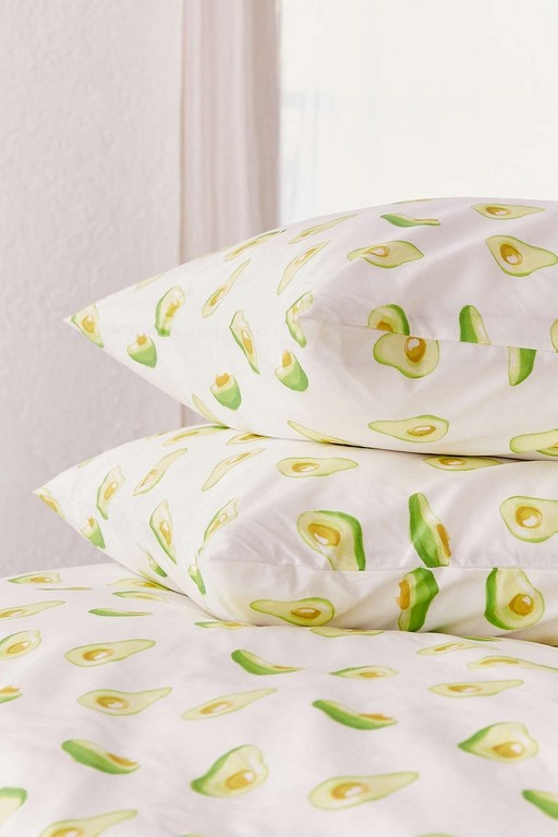 Avocado Pillowcase Set This Hits Me As Funny Why Would Anyone Want in size 975 X 1463