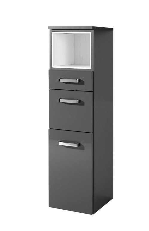 Bad Midischrank Ancona 1 Trig 2 Schubladen 30 Cm Breit with regard to size 973 X 1500