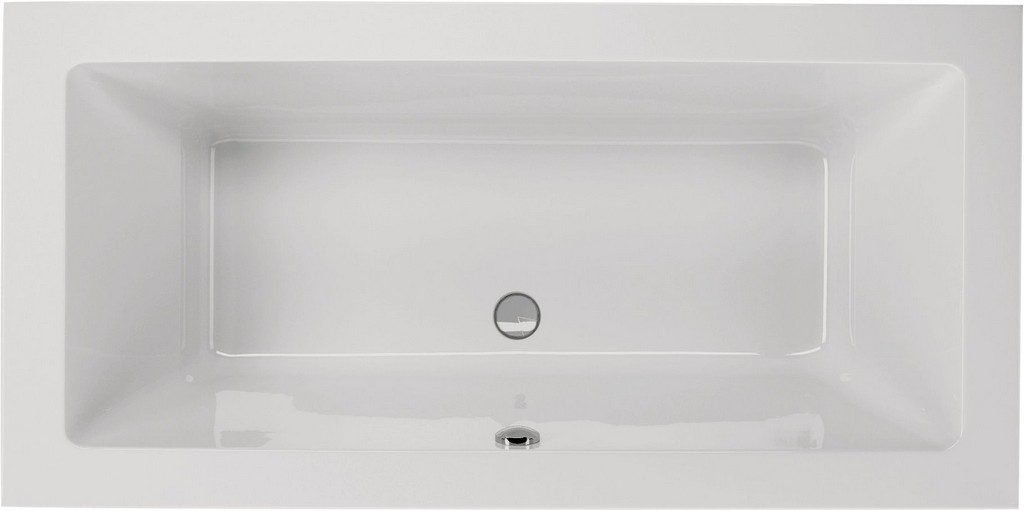 Bad Wellness24 Acryl Badewanne Lupor 170 200 Cm Weiss Mit intended for proportions 1818 X 908