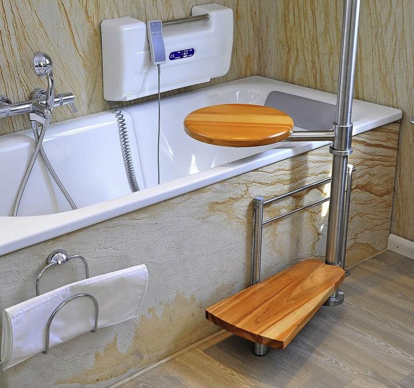 Badewanne Einstiegshilfe Mit Treppe Hausidee pertaining to measurements 1092 X 1024
