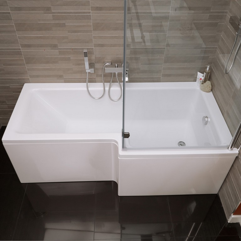 Badewanne Mit Duschzone Badewanne Mit Duschzone Und Whirlpool within size 1000 X 1000