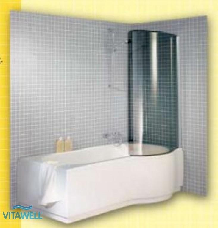 Badewannen Duschaufsatz Fr Dallas Ii 78x140 Whirlpools regarding dimensions 1024 X 1074