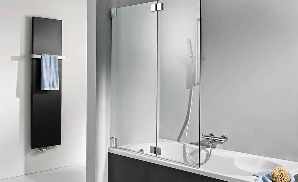 Badewannenfaltwnde Die Perfekte Alternative Zwischen Duschvorhang intended for sizing 1635 X 1000