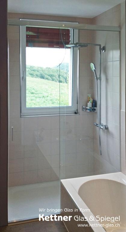 Badezimmer Inspiration Schn Elternbad Glasschiebetur Bader in size 1515 X 2775