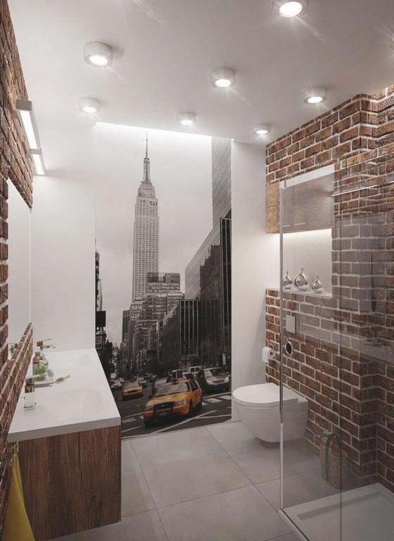 Badezimmer New York Style Edgetags inside dimensions 800 X 1098
