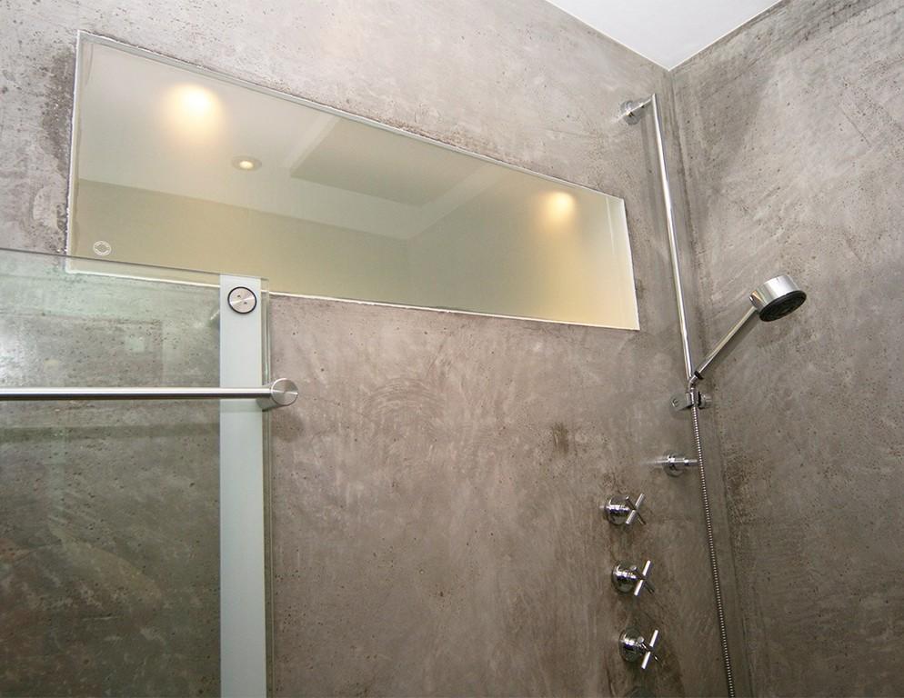 Badezimmer Ohne Fugen Design inside dimensions 1100 X 850