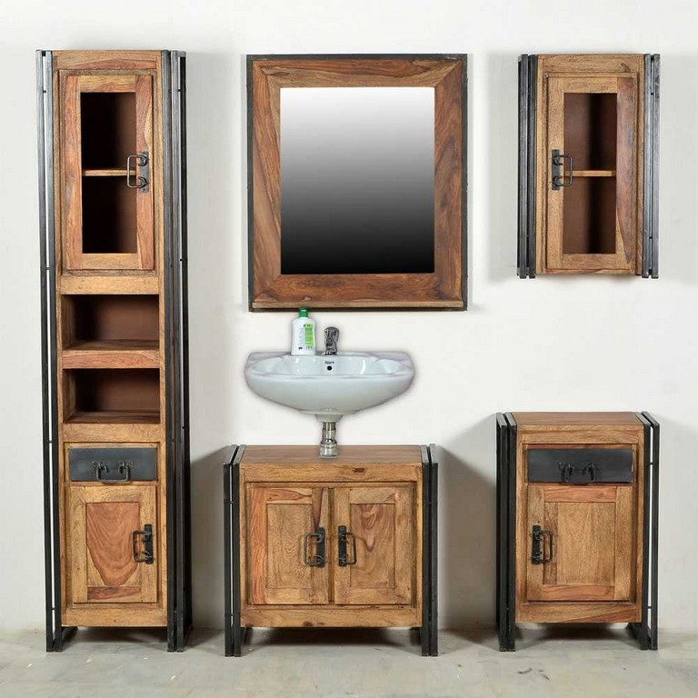 Badezimmer Set India Im Industry Style Pharao24de for sizing 1000 X 1000