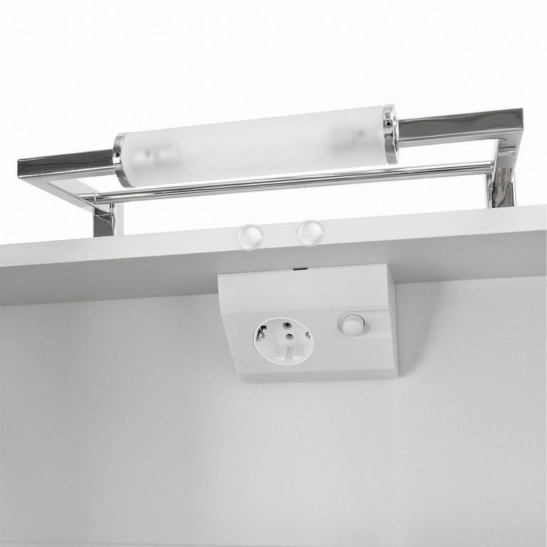 Badezimmerrank Lampe Excellent Mit Waschekorb Beleuchtung Und In inside dimensions 1024 X 1024