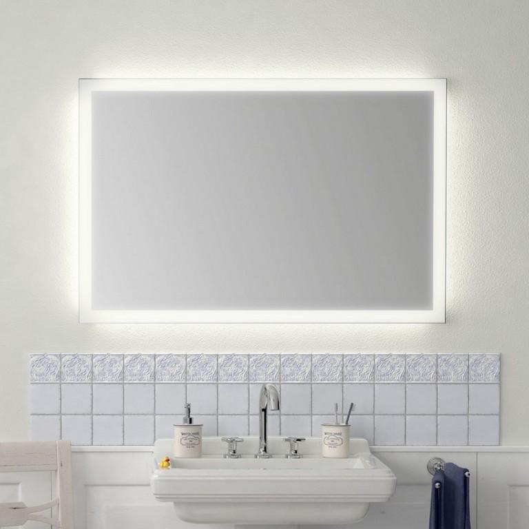 Badezimmerspiegel Mit Beleuchtung Naro 989706441 throughout sizing 1200 X 1200