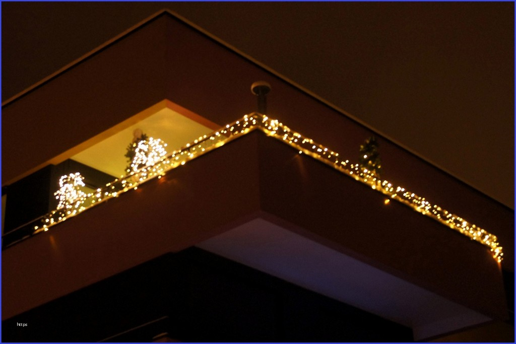 Balkon Beleuchtung Weihnachten Elegante Balkon Beleuchtung intended for sizing 1200 X 800