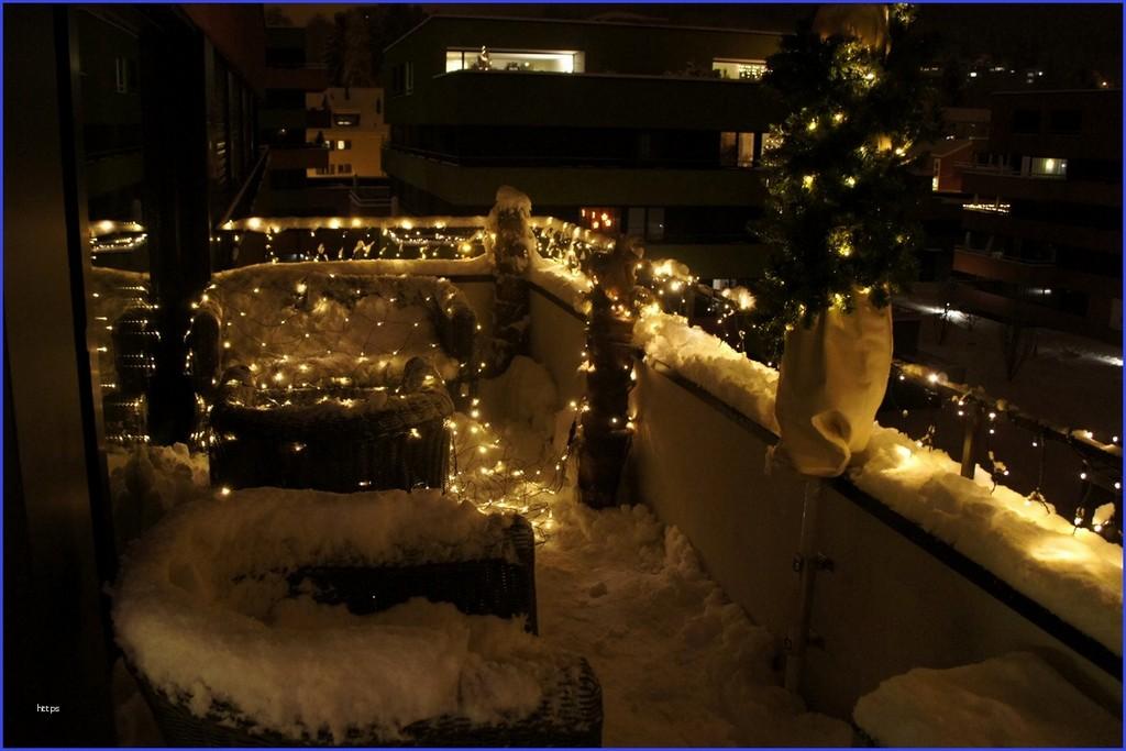 Balkon Beleuchtung Weihnachten Ziemlich Balkon Beleuchtung regarding size 1200 X 800