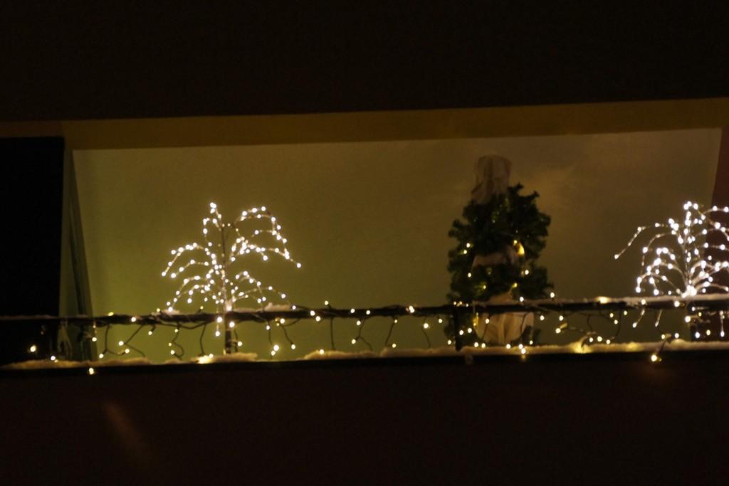 Balkon Gartenideen Attraktiv Salcar Meter Solar Led Lichterkette for size 1200 X 800