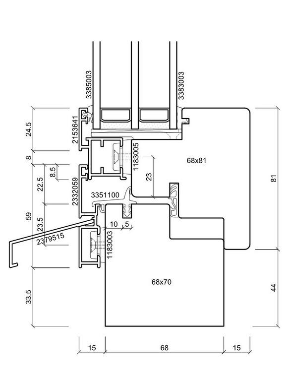 Batimet Holz Aluminium Fenster Ta35 Fb5ch for size 800 X 1040
