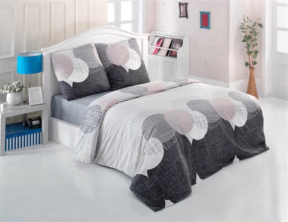 Baumwolle Renforce Bettwsche 135x200 Bettgarnitur 2 Teilig L 6918 within proportions 1600 X 1235