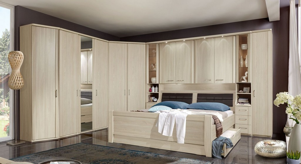 Berbau Schlafzimmer In Edel Esche Dekor Fr Senioren Palena within sizing 1600 X 874