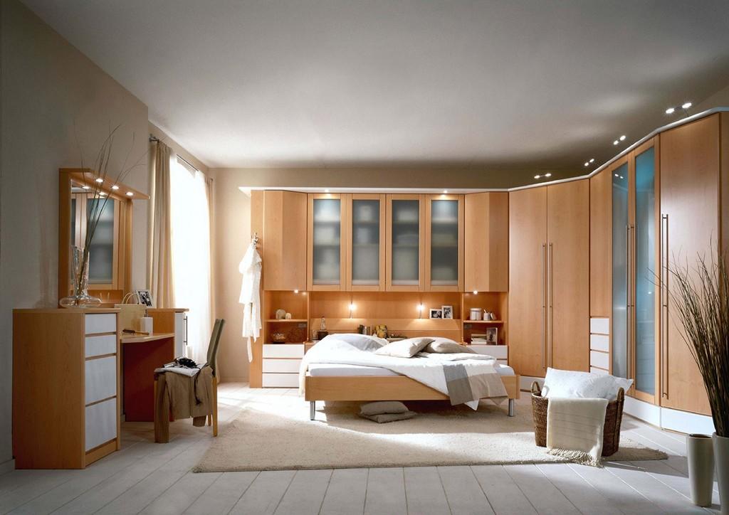 Berbauschlafzimmer Mit Milchglasfronten Wohnellode inside sizing 1200 X 848