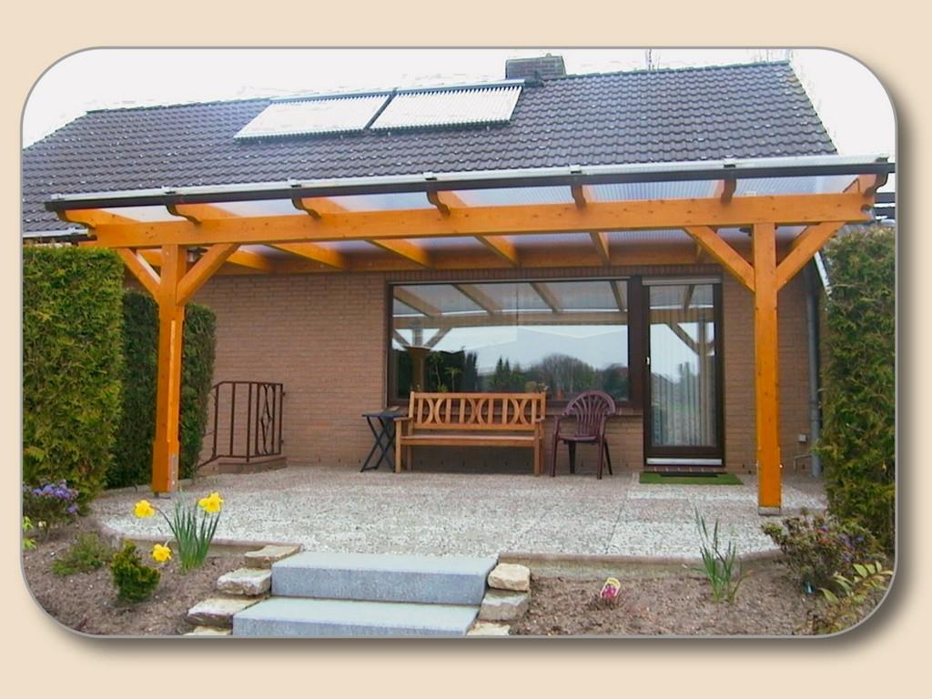 Berdachung Holz Und Glas Bausatz Preise Hersteller Holzon with regard to size 2048 X 1536