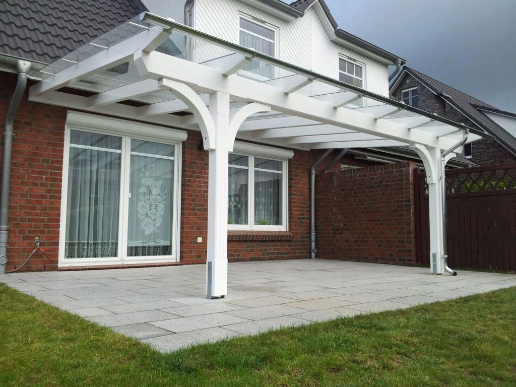Berdachung Terrasse Holz Glas Mit Terrassenberdachung Und 8 inside proportions 1024 X 768