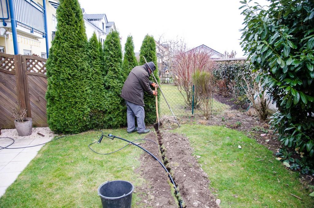 Bewsserung Eines 150qm Rechteck Garten Seite 2 Hausgarten regarding dimensions 2464 X 1632