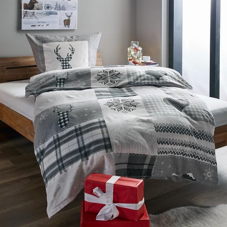Biber Bettwsche Modern Winter 135x200 Dnisches Bettenlager in sizing 960 X 960
