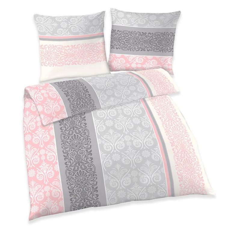 Biber Bettwsche Rosa Quarz 135x200 Cm Bettwsche Bettlaken throughout dimensions 1600 X 1600