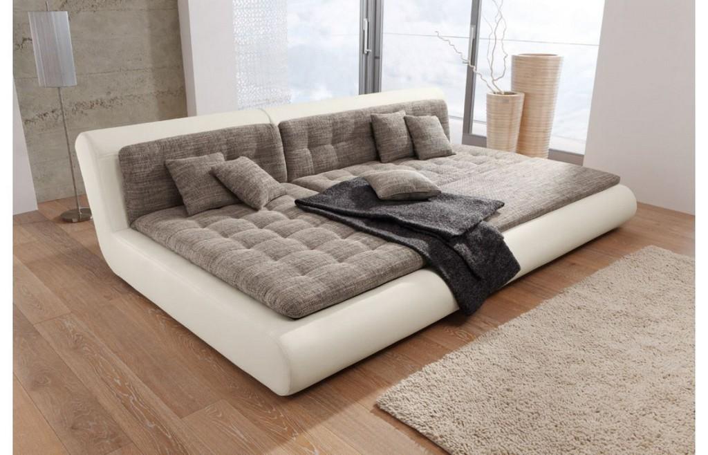 Big Sofa Mit Schlaffunktion Gnstig Kaufen Creativeadvertisingblog regarding proportions 1400 X 900