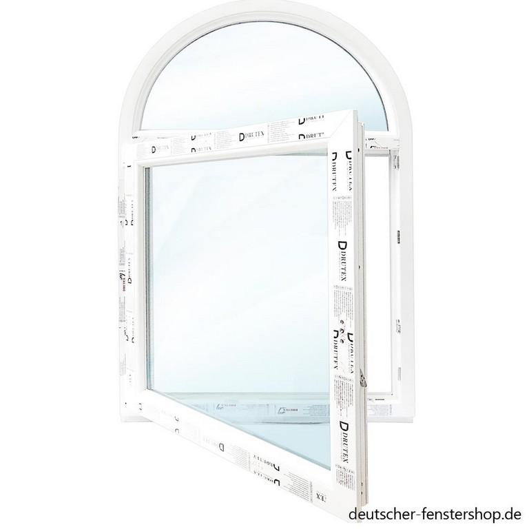 Bogenfenster Kaufen Rundbogenfenster Aus Kunstoff Holz Und Aluminium with regard to proportions 1000 X 1000