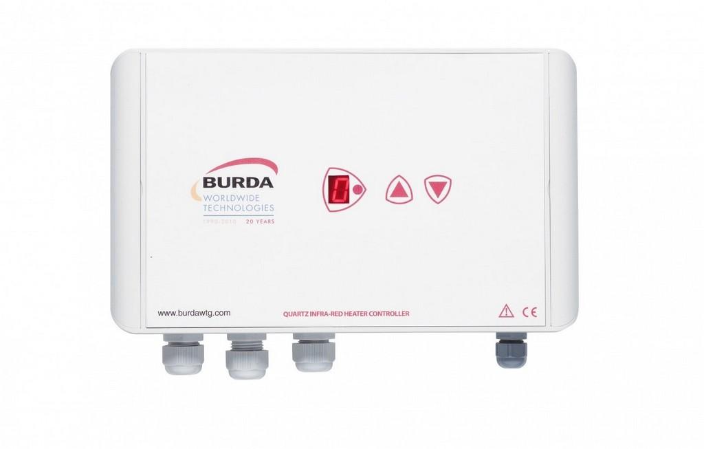 Burda Infrarot Kurzwellenheizstrahler Controller Dimmer Bhc6001 for dimensions 1600 X 1021