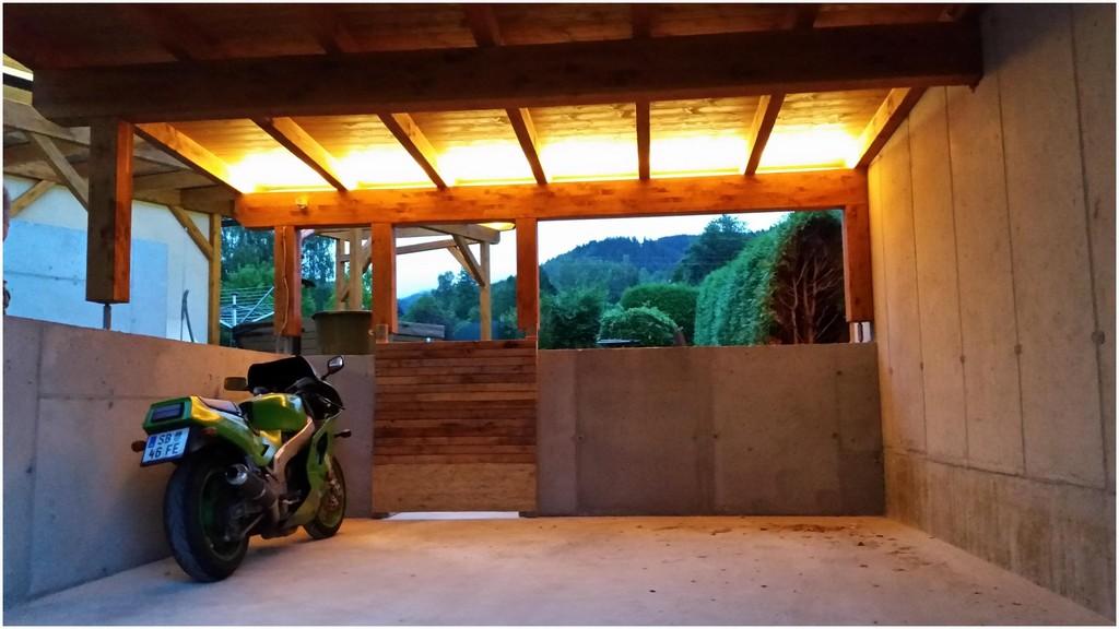 Carport Beleuchtung Bilder 2018 Carport Mit Schuppen Obi Carport for sizing 4250 X 2390