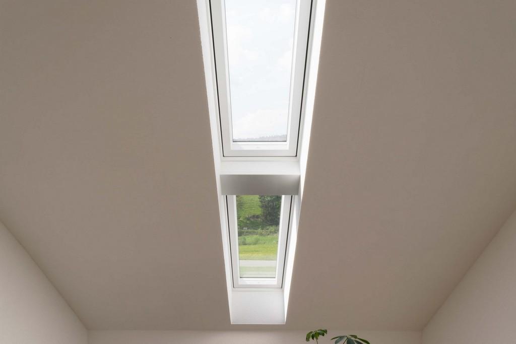 Dachfenster Als Lichtband Kombiniert Schreinerei Pracht intended for sizing 2891 X 1928