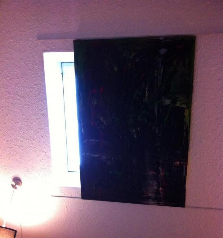 Dachfenster Mit Leinwandbild Selbst Verdunkeln Frag Mutti for sizing 900 X 962