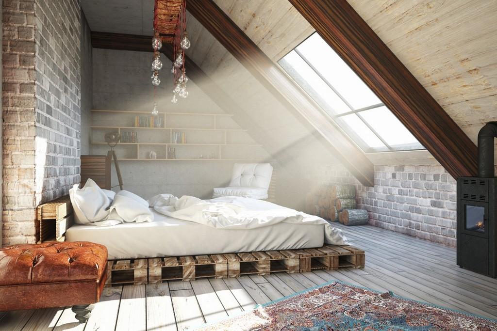 Dachschrgen Ausleuchten 7 Tipps Fr Beleuchtung Im Dachgeschoss in sizing 1107 X 738