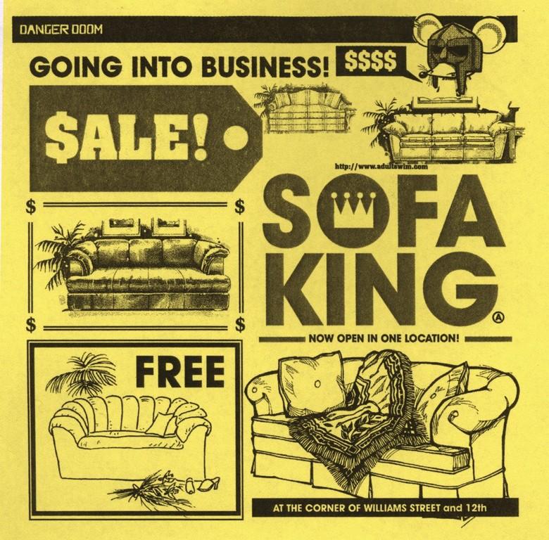 Dangerdoom Sofa King Lyrics Genius Lyrics with regard to size 1000 X 985