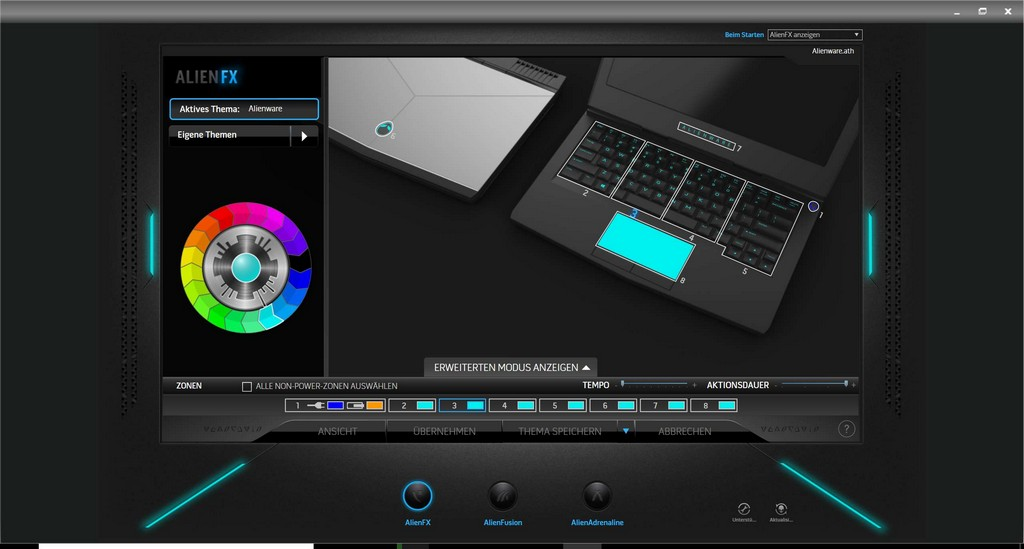 Das Dell Alienware 13 Mit Oled Display Im Test Techtest for sizing 2560 X 1373